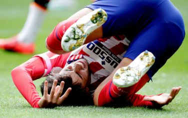 joao felix atletico madrid infortunio