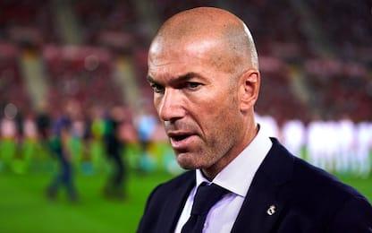 Dalla Spagna: Zidane a rischio esonero