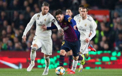 Ufficiale, Barcellona-Real in campo il 18 dicembre