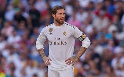 Sergio Ramos, multa da 1 milione per frode fiscale