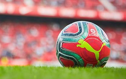 """Liga, bocciato il nuovo pallone: """"Non si vede"""""""