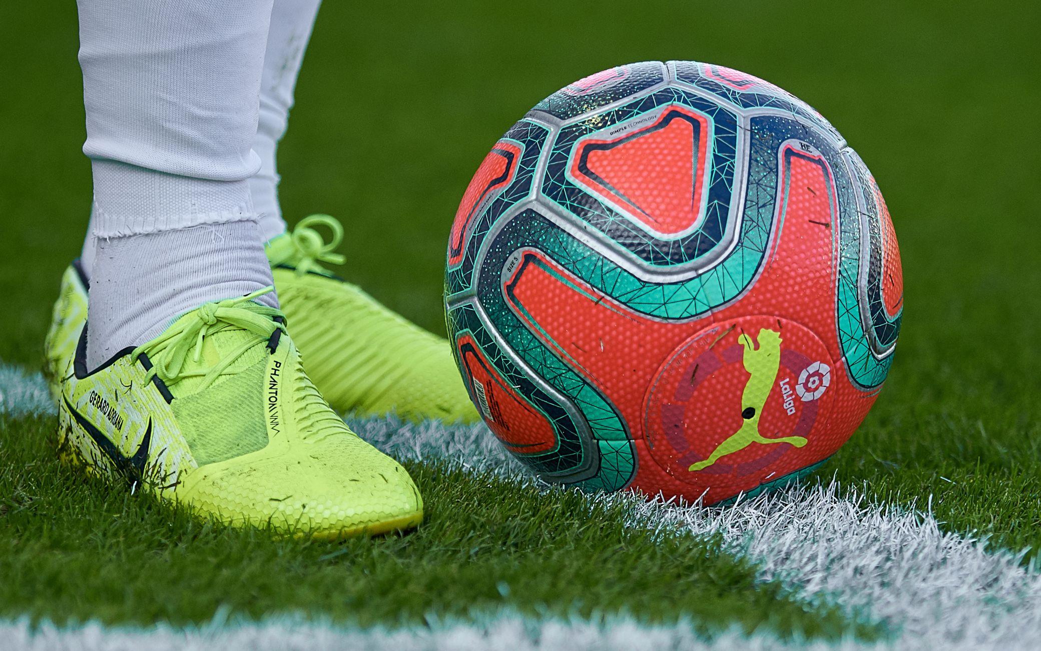 Il nuovo pallone invernale della Liga