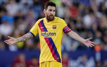 Tonfo Barça, il Real pareggia e manca il sorpasso