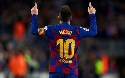 Dalla Spagna: Messi, possibile contratto a vita