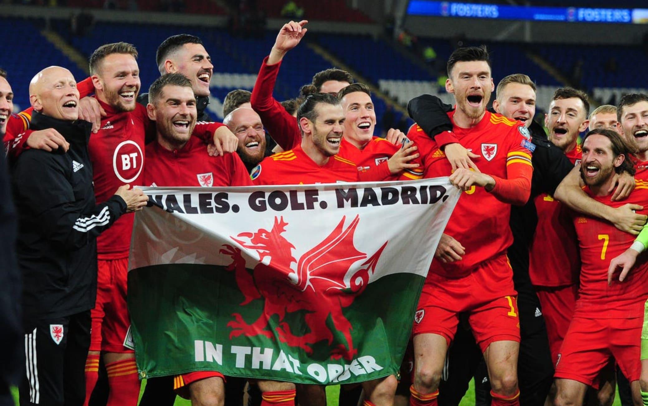 La bandiera di Bale