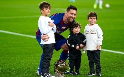 Il Barça travolge il Maiorca, tripletta di Messi