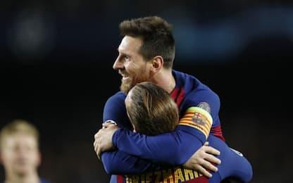"""Griezmann: """"Uno come Messi nasce ogni 40 anni"""""""