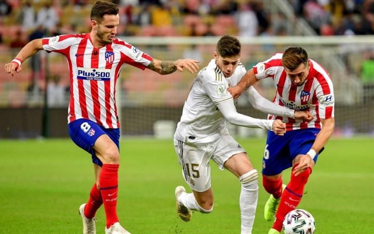 Real Madrid-Atletico Madrid 0-0, il risultato in diretta LIVE della ...