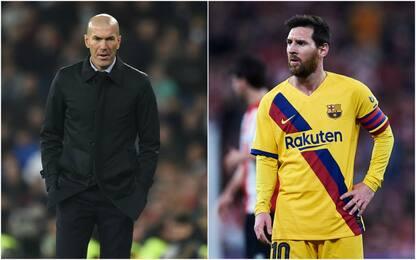 Real e Barça flop: eliminate dalla Coppa del Re