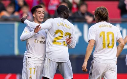 Il Real non si ferma, Barcellona sempre a -3