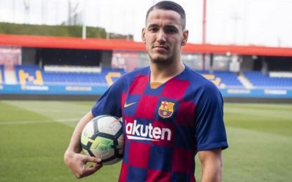 Emergenza in attacco, il Barça convoca Rey Manaj