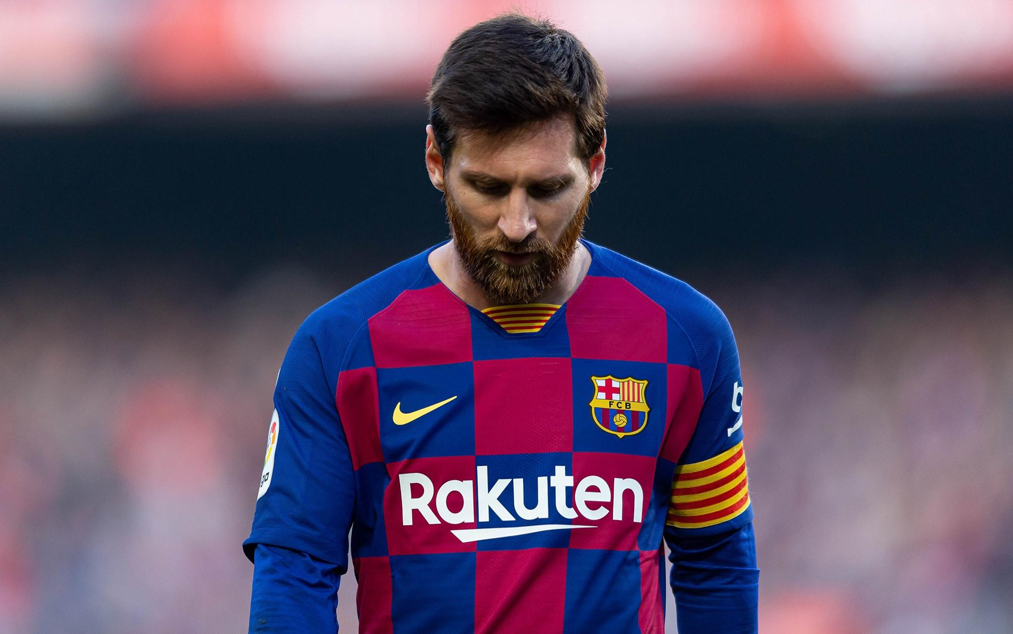 Nuova polemica per il Barcellona di Leo Messi