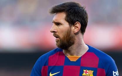 """Messi sul caso social: """"Strano ciò che è successo"""""""