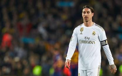 Ramos re di presenze: tutti i record del Clasico