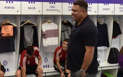 Valladolid vince: Ronaldo regala viaggi e iPhone