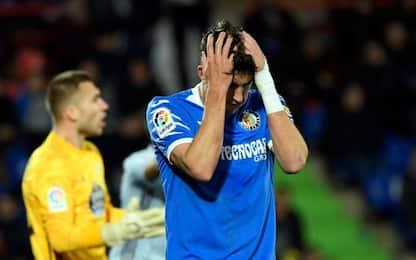 Frena il Getafe: solo 0-0 con il Celta Vigo