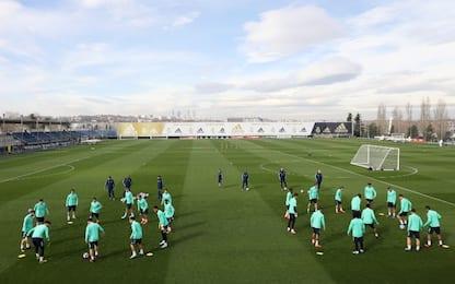 Real Madrid in quarantena, si ferma anche la Liga