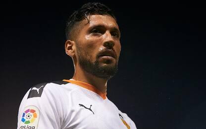 Non solo Garay: sono 5 i positivi nel Valencia