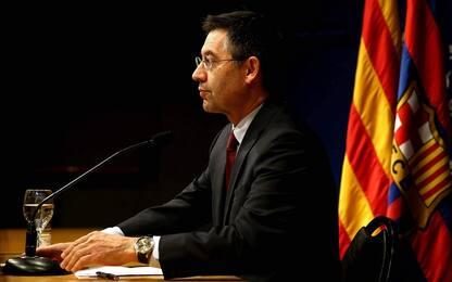 Barcellona, in 6 lasciano CdA: Bartomeu è più solo