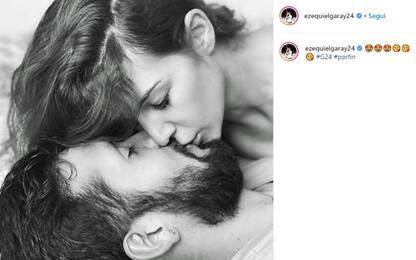 Garay ritrova la moglie: il bacio emoziona il web