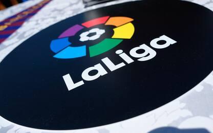 """La Liga annuncia: """"5 giocatori positivi dopo test"""""""