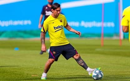 """Messi: """"Nulla sarà più uguale dopo il coronavirus"""""""