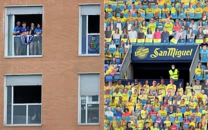 Liga, cartonati e balconate per Getafe e Villareal