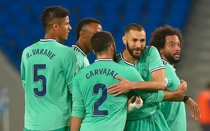 Ramos-Benzema, il Real in testa tra le polemiche