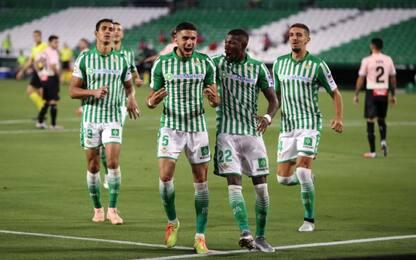 Eibar e Betis, 3 punti d'oro in zona retrocessione