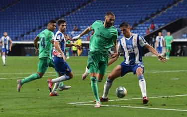 Benzema Espanyol Real getty