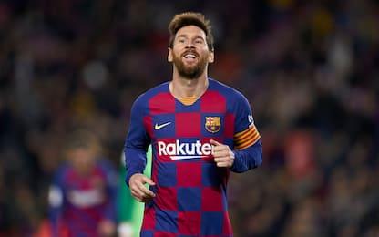 Le 13 statistiche per spiegare l'unicità di Messi