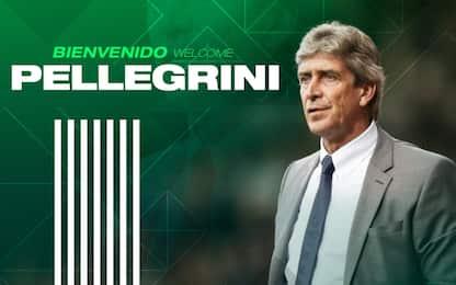 Betis, Pellegrini sarà il nuovo allenatore