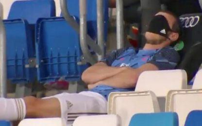 Il Real 'vede' la Liga, ma Bale dorme in panchina!