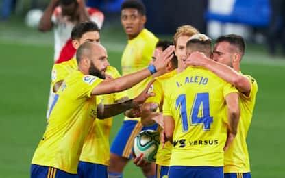 Il Cadice è promosso: torna in Liga dopo 14 anni
