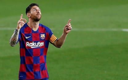 """Messi da record: è """"Pichichi"""" per la 7^ volta"""