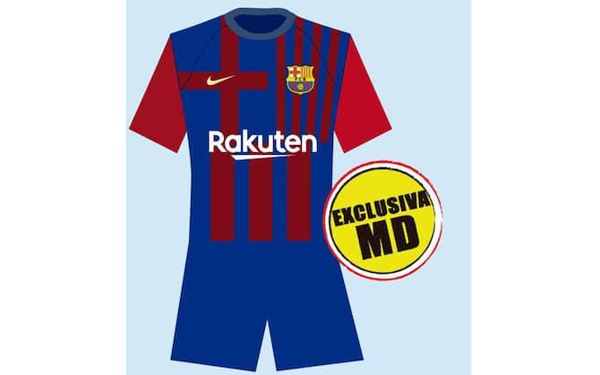 Barcellona, la nuova maglia 2021 2022: le anticipazioni di Mundo ...