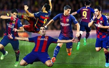 Suarez-Atletico, il Barça lo omaggia con un video