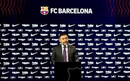 Caos Barcellona, si dimette il presidente Bartomeu