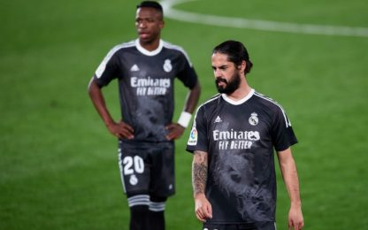 Il Real si ferma a Villarreal: mercoledì l'Inter