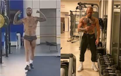 "Ramos sfida McGregor su Instagram: ""Stai pronto"""
