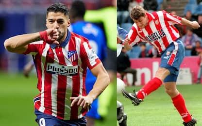Suarez come Vieri: 16 gol in 17 gare con Atletico
