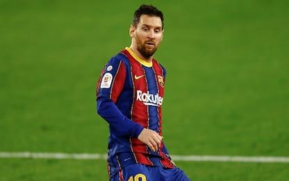 Barcellona-Alaves 5-1, doppietta di Messi