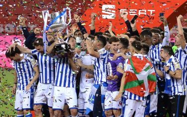real sociedad coppa del re