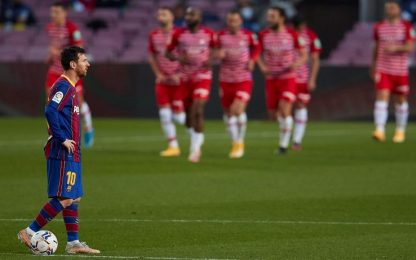 Barcellona ko: fallito il sorpasso all'Atletico
