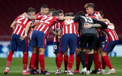 L'Atletico allunga in testa: Real Sociedad ko 2-1