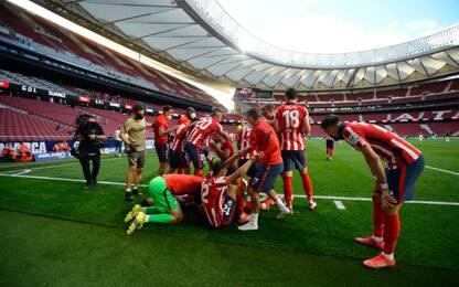Atletico e Real ok, decisiva l'ultima giornata