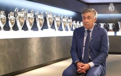 """Ancelotti: """"Amo questo club, felice di tornare"""""""