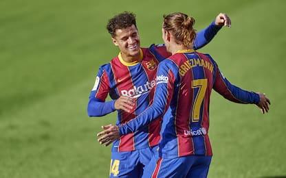 Il Barça svende: sul mercato una top 11 da 255 mln