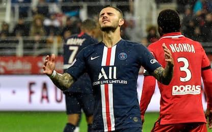 Psg cade col Dijon: è record di sconfitte nel 2019