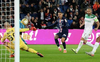 Icardi-show, tripletta in Coppa: 17 gol in 19 gare